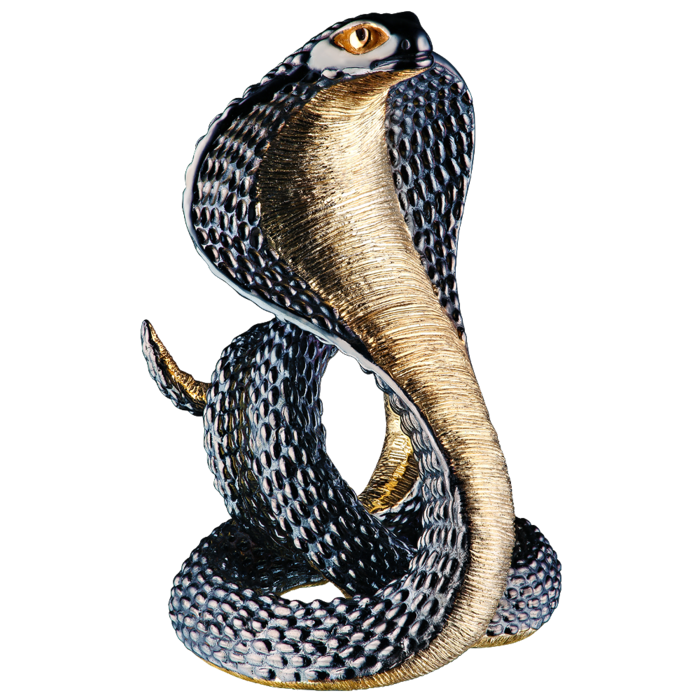 Sculpture Snake Animals Z 0 049 SBF